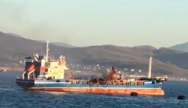 Названа причина взрыва на танкере в Находке