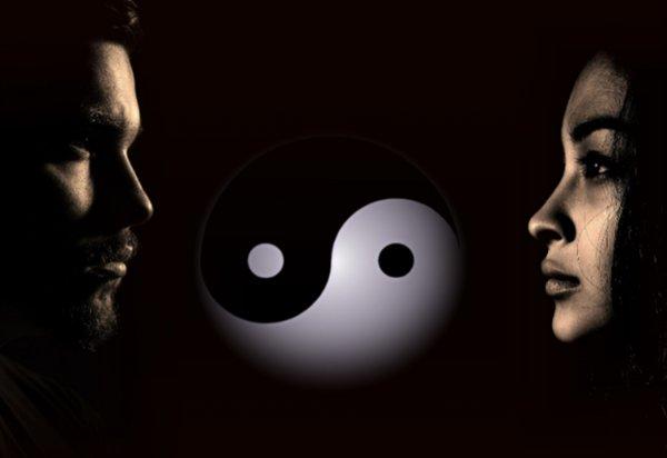 Китайский символ от развода - Как Инь и ян сохраняет брак