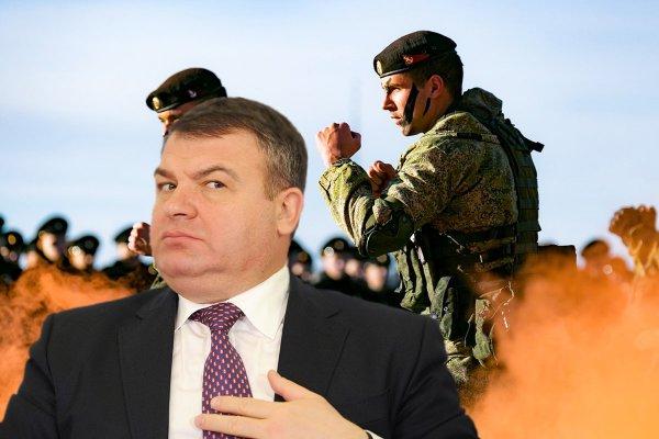 Во что морскую пехоту России превратила реформа армии