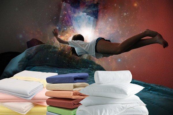 Вещие сны и дежавю: Какое постельное бельё станет оберегом и защитит от кошмаров