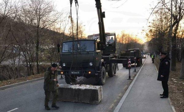 Жители Приморья пожаловались на«произвол» военных