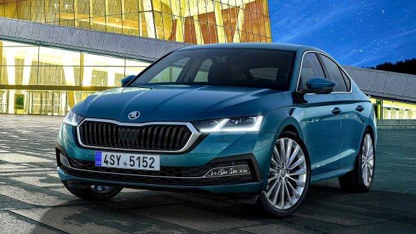 Почему Volkswagen Jetta будет дешевле новой Skoda Octavia?
