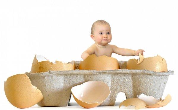Аллергия на яйца. Педиатр рассказал, чем заменить куриные яйца в рационе ребенка