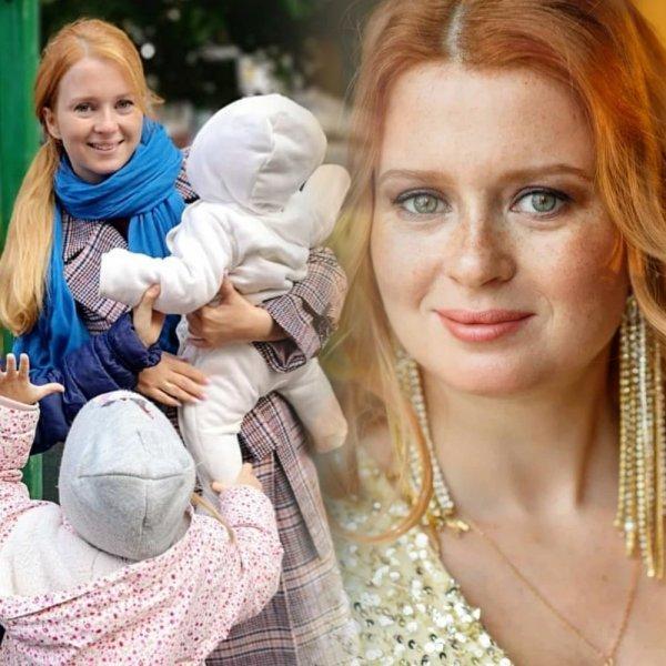 Рыжее счастье! 34-летняя Екатерина Копанова воспитывает четверых деток без нянь