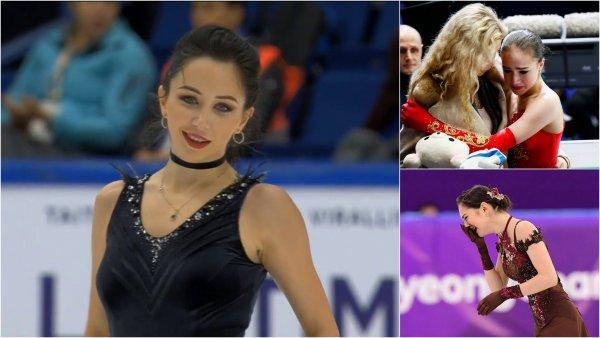 Здравствуй, «пенсия»! Туктамышева ускорила уход Загитовой и Медведевой из фигурки