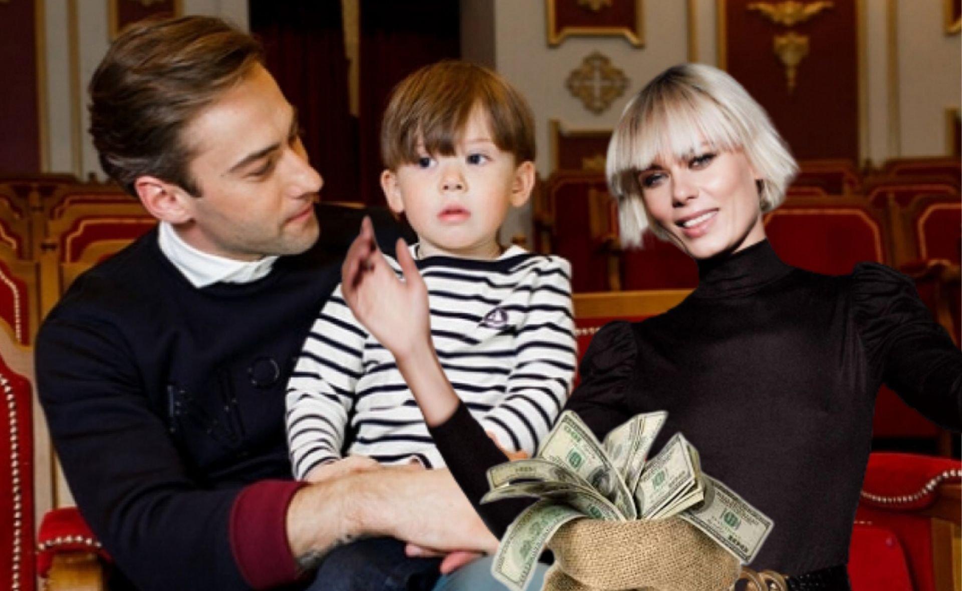 Тулупова требует денег. Шепелев не может отвести сына на курорт из-за  капризов любовницы