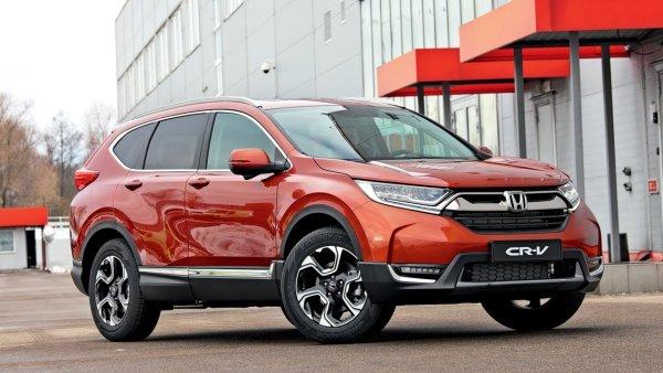 Таких больше не выпускают: Надежность Honda CR-V со «вторички» не вызывает сомнений