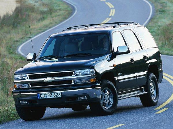 «УАЗ на максималках»: Chevrolet Tahoe как идеальный вариант для русского бездорожья