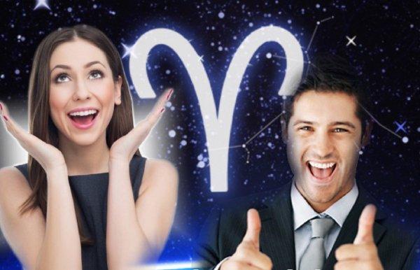 «Счастливый билет для» Овнов: Удача в делах улыбнётся 11 декабря