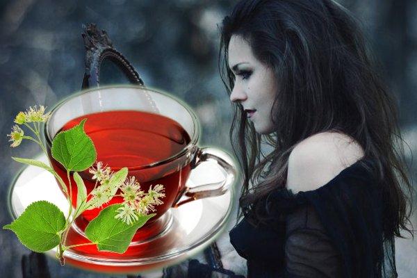 С чаем порча не страшна: Липовый напиток хранит душу от зла