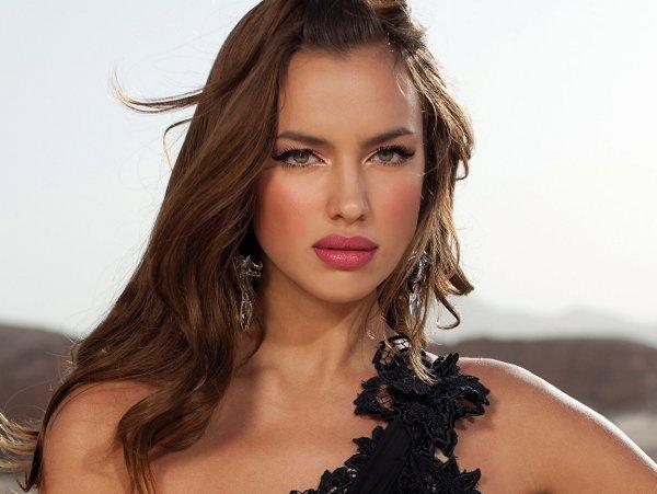 Ирина Шейк нашла нового любовника в России?
