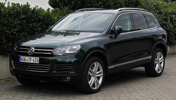VW Touareg — самое популярное дизельное авто на вторичках России? ТОП-3 самых продаваемых машин на дизеле