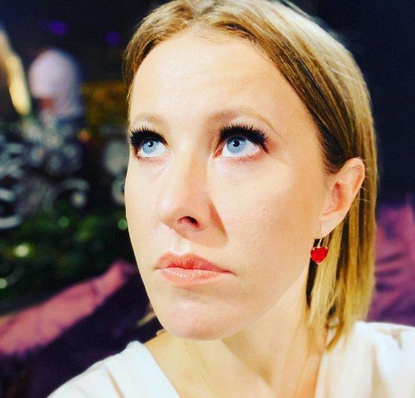 «Я не жалею ни о чем» — беременная Собчак смирилась с уходом Богомолова