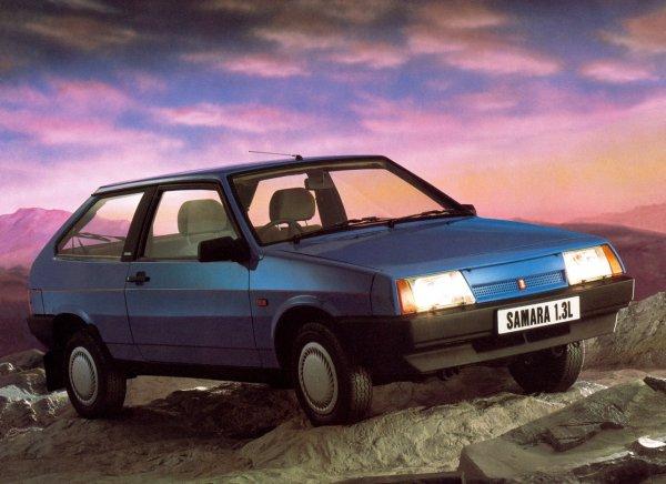 «Идеальная машина сумасшедшего»: ВАЗ-2108 с V8 и задним приводом