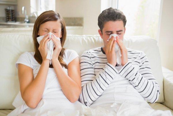 Простуда передается только ночью - эксперт