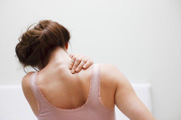 Отложение солей в позвоночнике. Два простых упражнения помогут омолодить тело