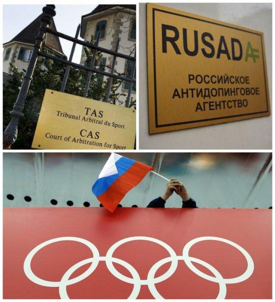 Потеряли надежду: В споре WADA с РУСАДА отказались участвовать российские атлеты