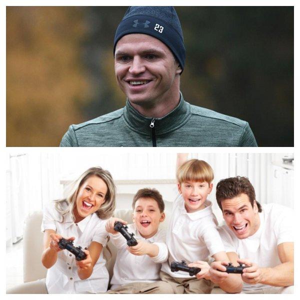 Тарасов заставляет жену назвать ребенка в честь компьютерной игры