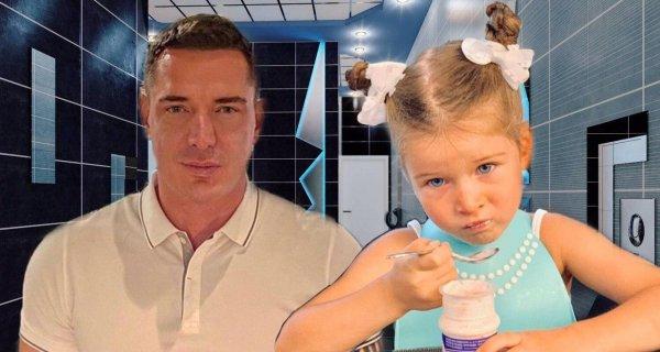 Муж Бородиной отказался давать дочке пить, чтобы не вести в туалет