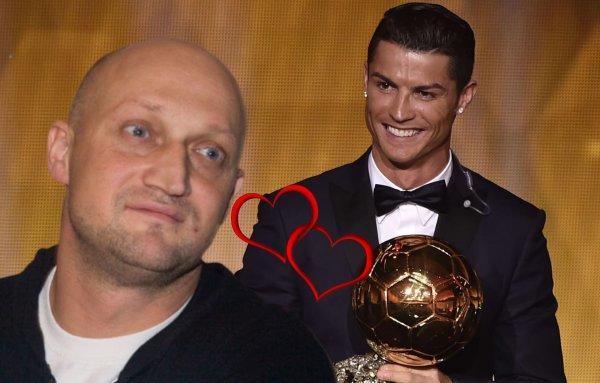 «Мечтаю с тобой перепаснуться»: «Голубизна» Куценко проявилась через футболистов