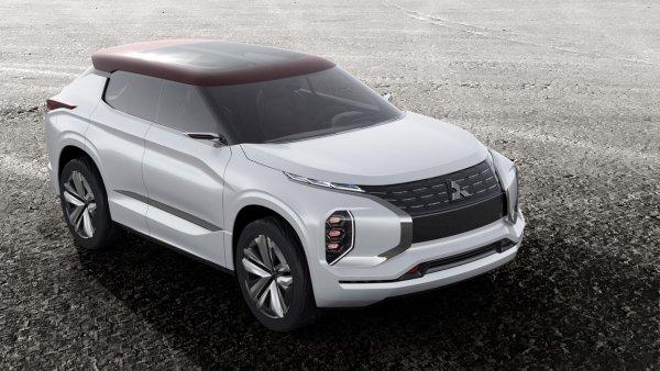 Для «Митсу» всё к лицу: Каким станет новое поколение Mitsubishi Outlander – конкурентам пора напрячься