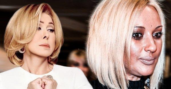 Лицо «поплыло» от стресса или как Кудрявцева состарилась после скандала с Успенской