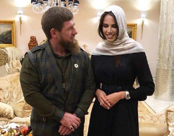 Анастасия Решетова приняла ислам ради Тимати?