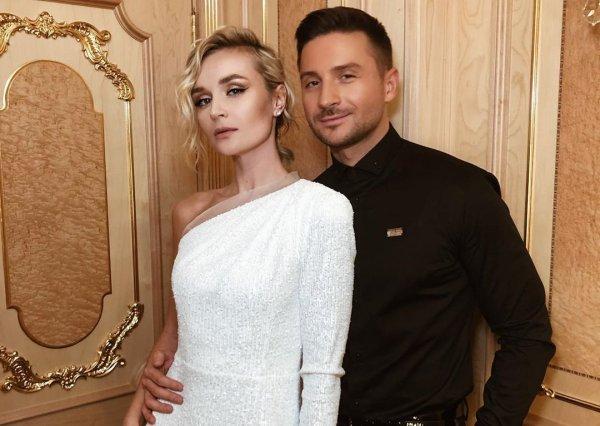 Только развелась, уже живёт с другим. Лазарев и Гагарина тайно женились?