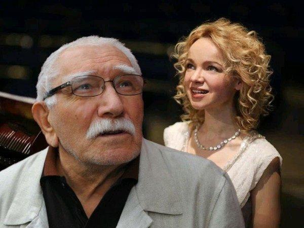 Достоин только Армен! Цымбалюк-Романовская предложит Джигарханяну завести ребенка