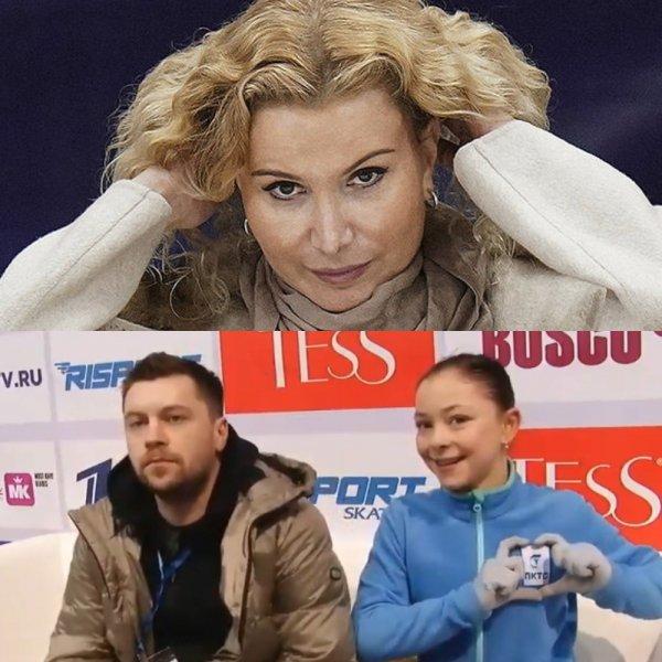Тутберидзе кусает локти: «Хрустальный» забраковал будущую олимпийскую чемпионку