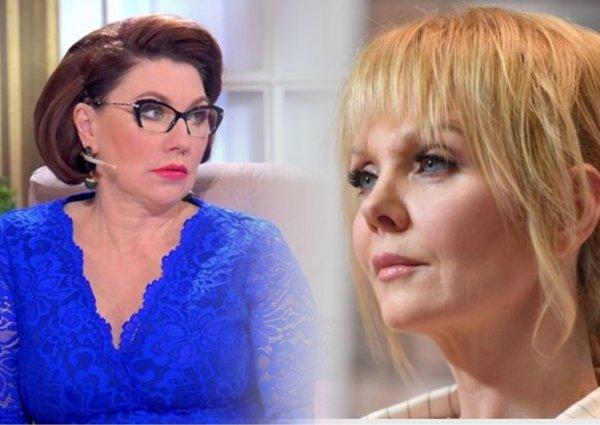 Сябитова принижает Валерию из-за личной обиды?