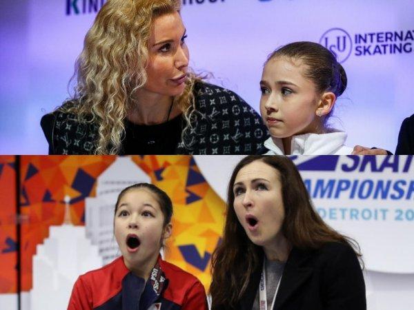 Тренеры Валиевой придумали, как обойти Алису Лью на ЮЧМ