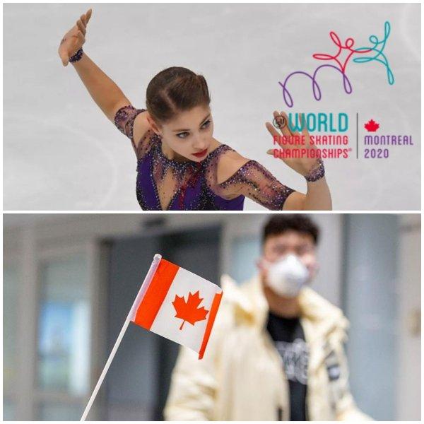 Сезон фигуристов окончен? Властям Канады придётся отменить ЧМ-2020 из-за коронавируса