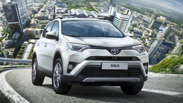Антикризисная «Тойота»: Как выгодно купить подержанный Toyota RAV4