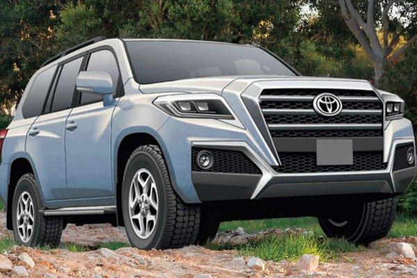 «Русский Прадо» можно и не ждать: Почему Toyota Land Cruiser 300 повторит успех нового Toyota RAV4
