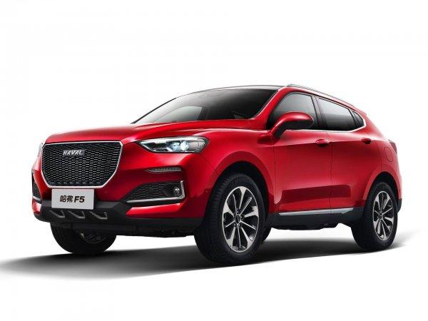 Hyundai Tucson и KIA Sportage могут не волноваться: Почему новый Haval F5 не приживется в России