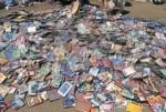В Воронеже, полицейскими изъята крупная партия контрафактной продукции