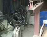 В Уссурийске задержали подозреваемого в краже металлоконструкций