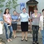 В Чебоксарах сотрудники полиции совместно с субъектами профилактики проводят рейды по неблагополучным семьям