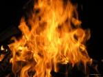 Ночью в городе Свободном Амурской области горел банкомат