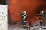 Жертвой пожара стал ещё один магаданец
