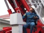 В Майкопе прошло пожарно-тактическое учение подразделений Федеральной противопожарной службы