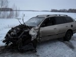 Ужасное ДТП на трассе Тюмень-Омск