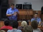Жители Верхнего Ломова дали оценку своему участковому