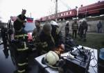 В Краснодарском крае в жестокой схватке  с огнем сложнейший пожар ликвидирован
