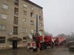 В Приморье cотрудник госпожнадзора спас семью на пожаре