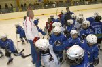 ...и развитию Олимпийского движения Вячеслав Фетисов, в заключение...